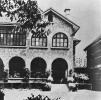 Photograph of Sun Yat-sen's residence in Moli'ai Road, Shanghai. Fund-raised and purchased by overseas Chinese.
